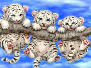 Tiger Cubs DIY Painting Kit
