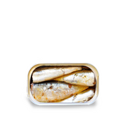 Sardines in Spicy Sunflower Oil 120gr