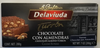 Chocolate Almonds Turron 200gr