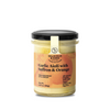 Organic Garlic Aioli Saffron & Orange 180 gr.