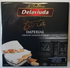 Imperial Crunchy Almond Turron 200grs