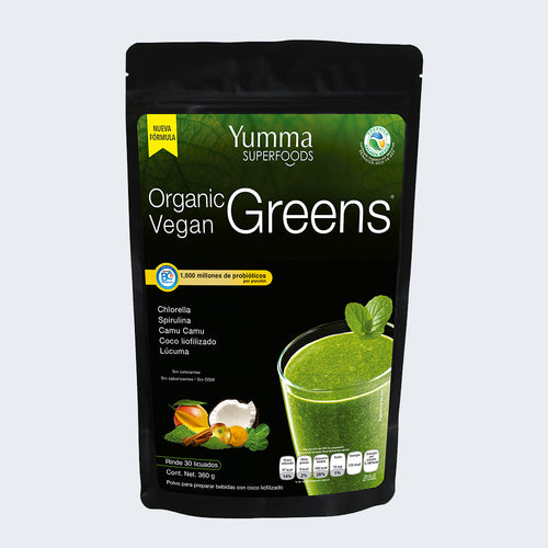 Green Mix de Superfoods Orgánicos