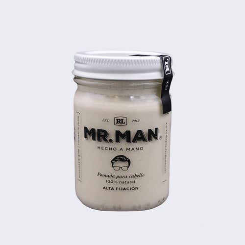 Cera Natural para Peinar Mr. Man