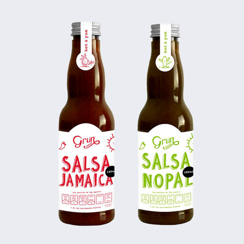 Salsa Botanera Natural