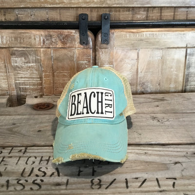 Beach Girl Trucker Hat