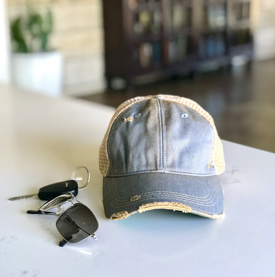 Coastal HoBo Trucker Hat