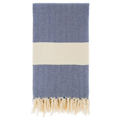 Herringbone Towel Collection