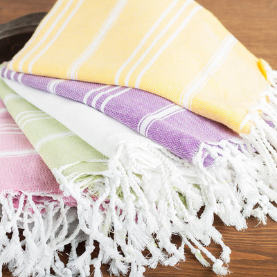 Hand Beach Towel Collection