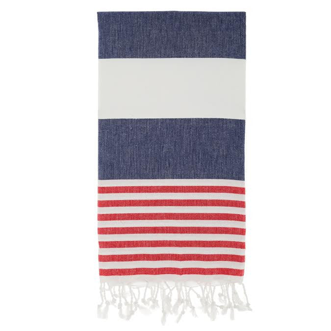 Hand Nautical Towel Collection