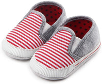 Meckior Toddler Baby Girls Boys Shoes Infant First Walkers Sneakers