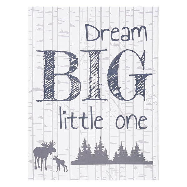 Trend Lab Dream Big Little One Canvas Wall Art