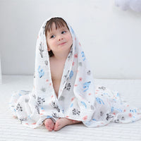 new package ins baby swaddle baby muslin blanket quality better than Aden Anais Baby Multi-use cotton/bamboo Blanket Infant Wrap