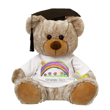 Load image into Gallery viewer, Personalised Oscar Graduation Bear