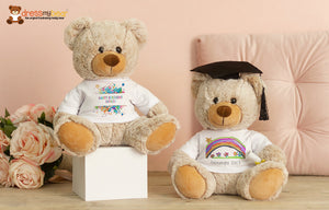 Personalised Oscar Teddy Bear