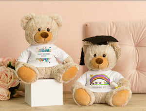 Personalised Oscar Graduation Bear
