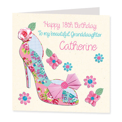 Personalised Luxury Card