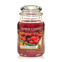 Yankee Candle Black Cherry House Warmer Jars