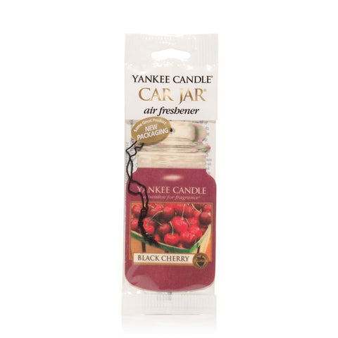Yankee Candle Black Cherry Single Car Jar