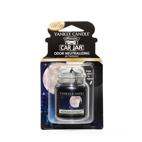 Yankee Candle Midsummers Night Ultimate Car Jar