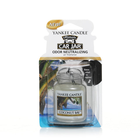 Yankee Candle Coconut Bay Ultimate car jar