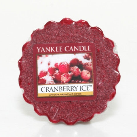 Yankee Candle Cranberry Ice Wax Melt