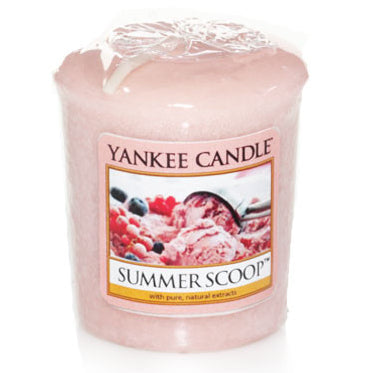 Yankee Candle Summer Scoop Votive