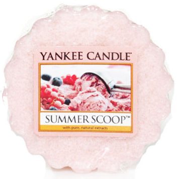 Yankee Candle Summer Scoop Wax Melt