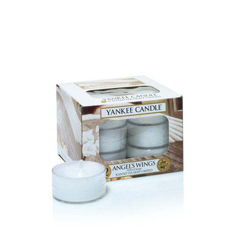 Yankee Candle Angels Wings Tealights