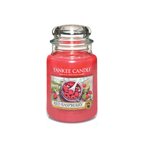 Yankee Candle Red Raspberry House Warmer Jars