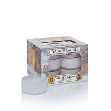 Yankee Candle Winter Glow Tealights