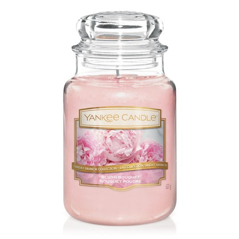 Yankee Candle Blush Bouquet House Warmer Jars