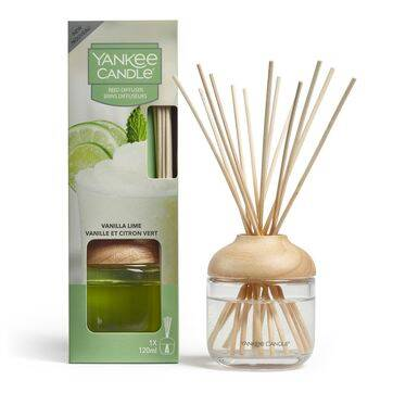 Yankee Candle Vanilla Lime Reed Diffuser