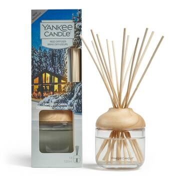 Yankee Candle Candlelit Cabin Reed Diffuser