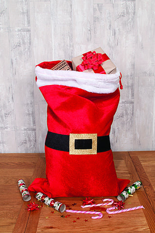 Flame Homeware Santa's Belt Sack