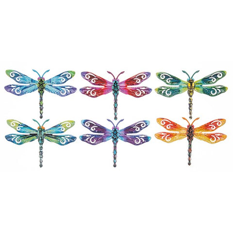 Bright Metallic Small Dragonflies