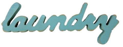 Splosh Seaside Laundry Door Sign