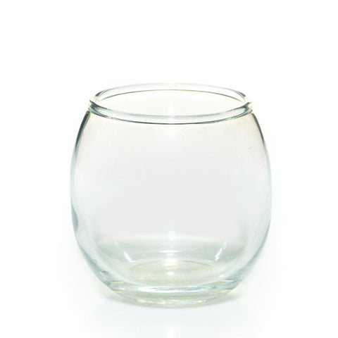Yankee Candle Clear Roly Poly Votive Holder