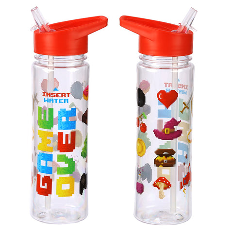 Water Bottle 500ml - Game Over