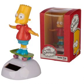 Solar Powered - Bart Simpson