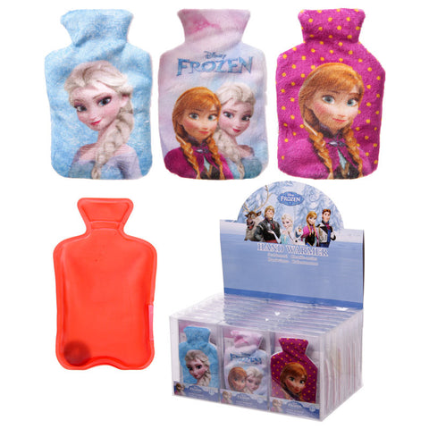 Disney Frozen Mini Hot Water Bottle Shaped Hand Warmer