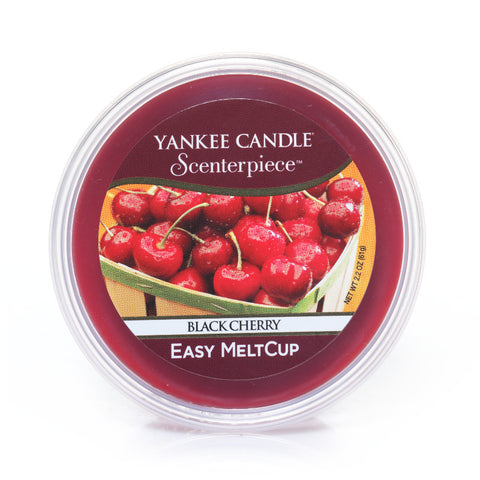 Yankee Candle Black Cherry Scenterpiece Easy Wax MeltCup