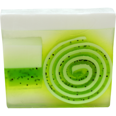 Bomb Cosmetics Lime & Dandy Soap Slice