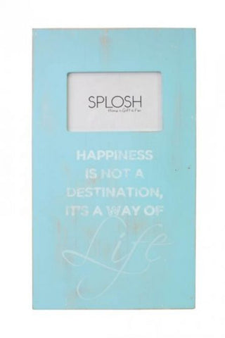 Splosh Seaside Happiness Frame