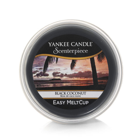 Yankee Candle Black Coconut Scenterpiece Easy Wax MeltCup