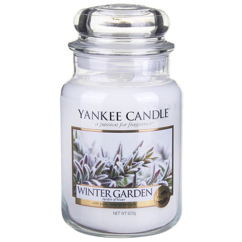 Yankee Candle Winter Garden Large Jar *US Exclusive*