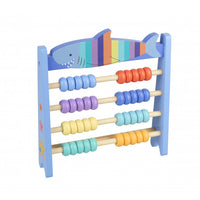 Orange Tree Toys Shark Abacus