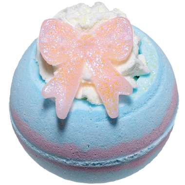 Bomb Cosmetics Baby Shower Bath Blaster 160g
