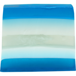 Bomb Cosmetics Big Blue Soap Slice