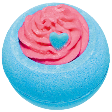 Bomb Cosmetics Blueberry Funday Blaster 160g