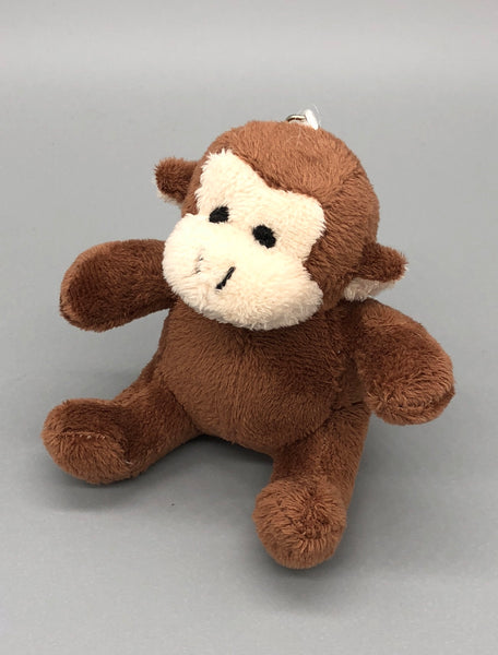 Personalised Monkey Keyring